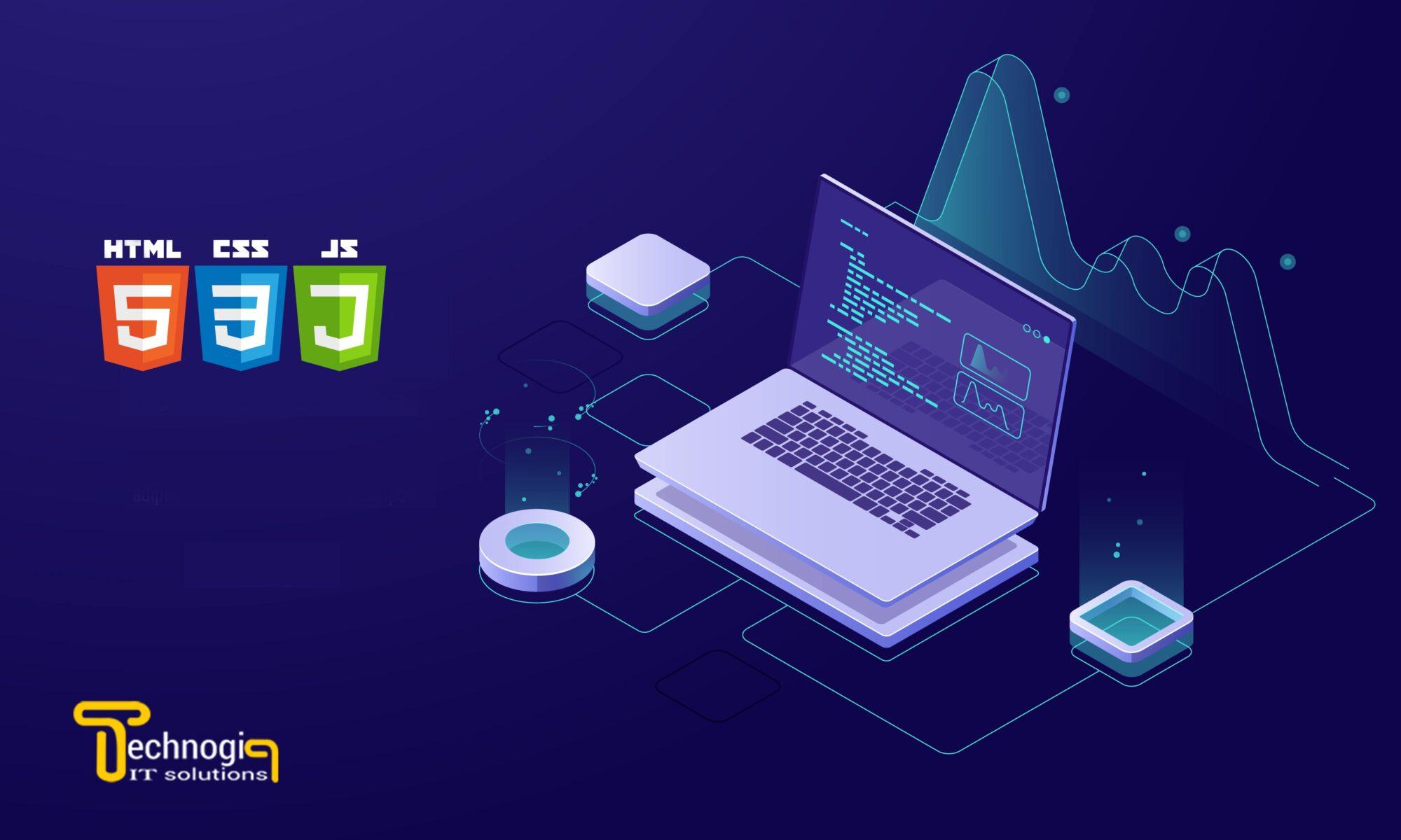 JavaScript development Service